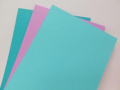 12 x A5 Craft Board Card backing/Mount 800mic 3 Colours to Choose Arts Crafts