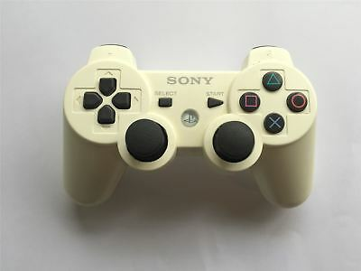Official Genuine Original Sony Dual Shock 3 Play Station 3 Controller White B