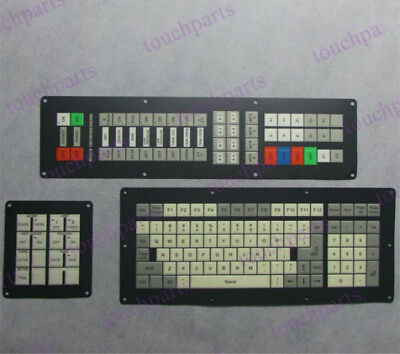 Operating Membrane Overlay for Sodick EDM machine, AQ360L AQ535L