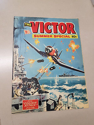 VICTOR SUMMER SPECIAL 1973 comic