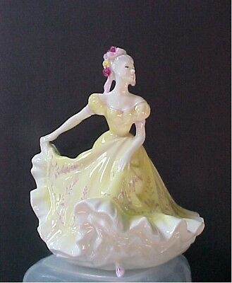 "Royal Doulton Figurine Ninette HN 2379   7-1/2""  tall   (Mint Condition)"