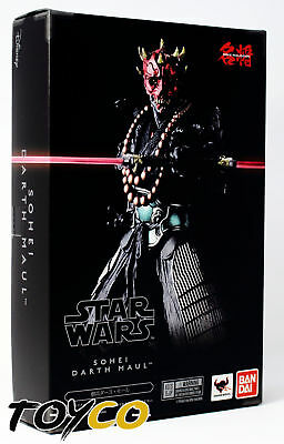 In Stock US Star Wars Mei Sho Movie Realization Sohei Darth Maul Bandai