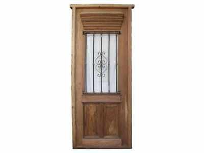 Restored Antique Single Entry Door #C1267