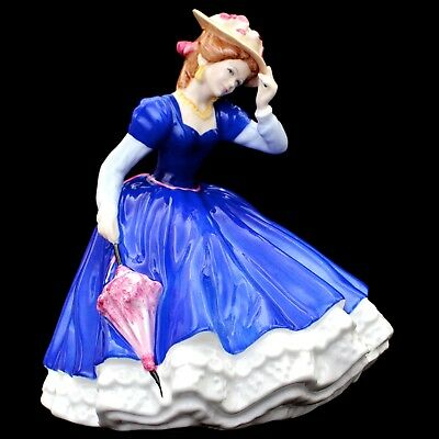 Royal Doulton MARY Figure Of The Year Doll Figurine HN3375 Retired Free Shipping