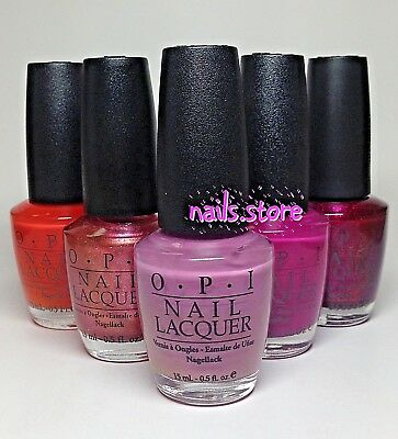 OPI Nail Polish - Discontinued Colors VHTF - Extra Colors - Classics/Favorites