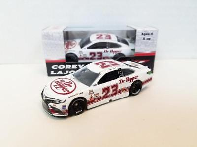 Brand New, 1/64 Action  2017 Camry, #23, Dr. Pepper Darlington, Corey Lajoie