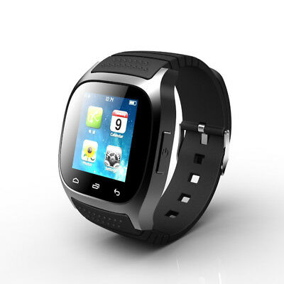 Mate Wrist Waterproof Bluetooth Smart Watch For Android iPhone iOS HTC Samsung