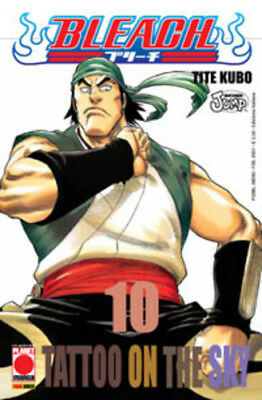 Bleach 1° edizione sequenza 1/34 lotto Planet Manga Tite Kubo
