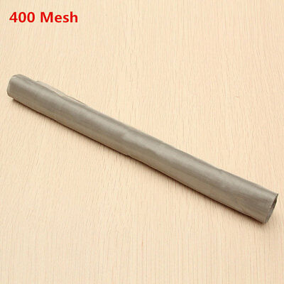 304 Stainless Steel 400 Mesh Filter Water Oil Industrial Filtration Woven Wire