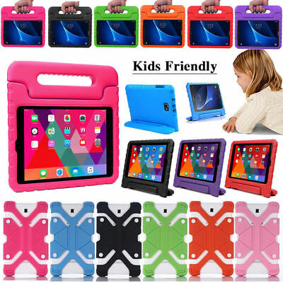 "AU Kids Safe Shockproof Cover Case For Samsung Galaxy Tab A A6 7"" 10.1"" Tablets"