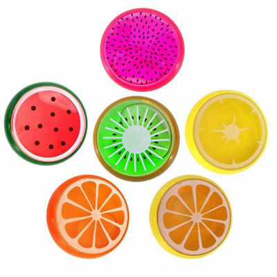 Crystal Fruit Clay Rubber Mud Intelligent Hand Gum Plasticine Slime Kid Toy Gift