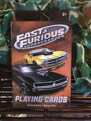 Fast & Furious Playing Cards (Greyhound Adoption)