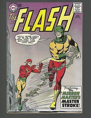 Flash #146 The Mirror Masterr's Master Stroke
