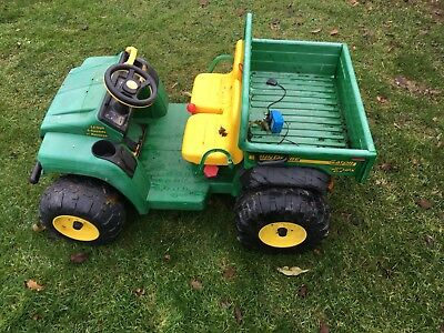 deere hpx gator 12v childrens ride on electric wow