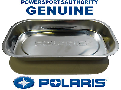 Polaris Can Be Used on Any Vehicle ATV UTV SNOW OEM Magnetic Parts Tray 2830432