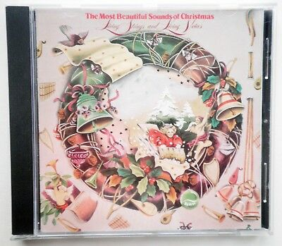 Living Strings & Voices: THE MOST BEAUTIFUL SOUNDS OF CHRISTMAS (1978) RARE! OOP