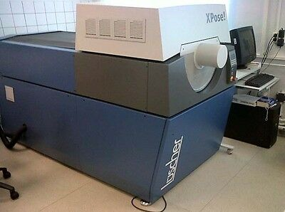Lüscher XPose 75 Thermal-CtP-System