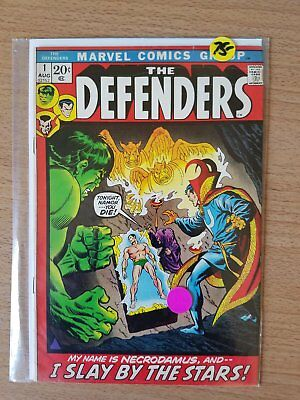 Marvel Comics The Defenders #1