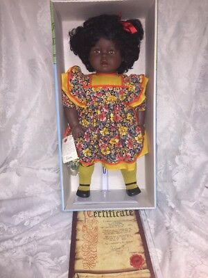Rare Lissi  Doll Cicely 1993 Limited Edition Signed By Christina Batz!