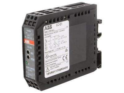 1SVR011708R0400 Converter current Mounting DIN -20÷60°C IP20 ABB