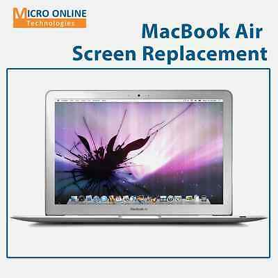 Macbook air 13 LCD LED Repair replacement A1466 A1369 2010 to 2017
