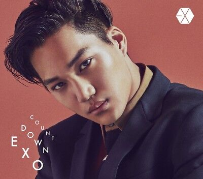 EXO Japan 1st Full Album [COUNTDOWN] (CD+Photobook+Photocard) KAI ver.
