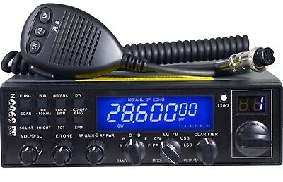SS-6900-N V6 Superstar Free band CB Radio or 10m Multi mode AM FM SSB CW
