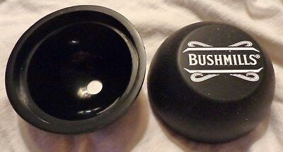 Bushmill's Irish Whiskey - Ice Ball Mold - Makes Round Ice Cube - Rubber - NEW