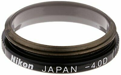 Nikon Eyepiece Auxiliary Lens -4.0 for FM3A FM2 FA FE2 Diopter Correction