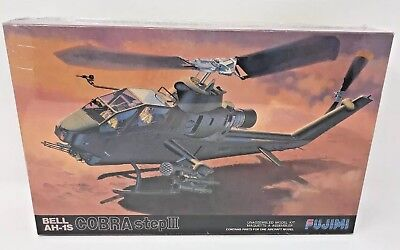 Fujimi 1/48 Bell AH1-S COBRA stepIII Attack Helicopter Model kit #Q8