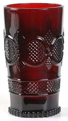 Avon CAPE COD RUBY 12 Oz Tumbler 5881618