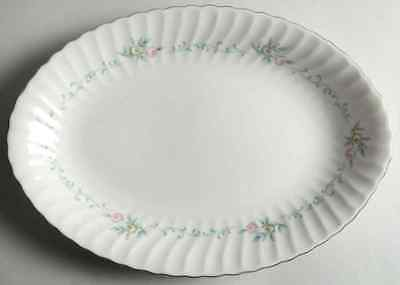 "Syracuse SWEETHEART 14 1/4"" Oval Serving Platter 706817"