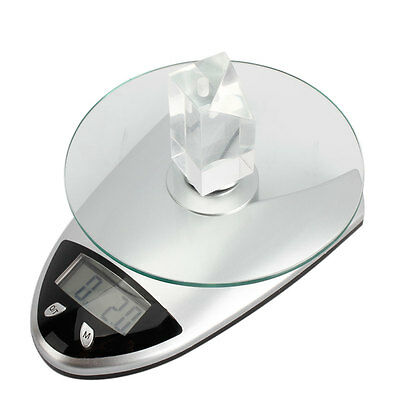 5kg/1g Digital LCD Electronic Kitchen Scale Food Weighing Postal Scales 5000g