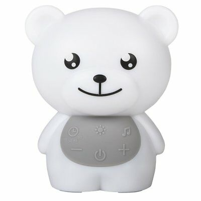 Project Nursery Sound Machine with Nightlight Bear