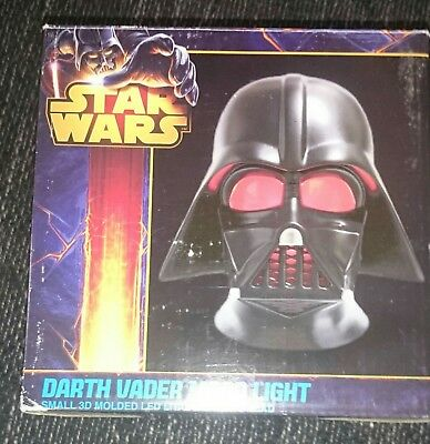Star Wars Darth Vader 3D Mood Light Lampe Deko Tischlampe Nachtlicht