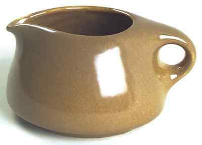 Iroquois Russel Wright CASUAL BROWN Stacking Creamer 268242