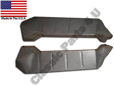 1964 Ford Galaxie Trunk Extensions (Drop Offs)  ..new Pair!!  Free Shipping!
