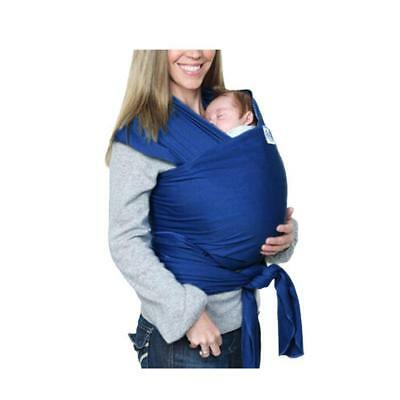 Ergonomic Baby Sling Stretchy Wrap Baby Carrier Backpack Breastfeeding ,Blue