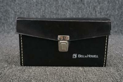 Bell & Howell Super 8 Zoom Camera Model 1201 With Carrying Case
