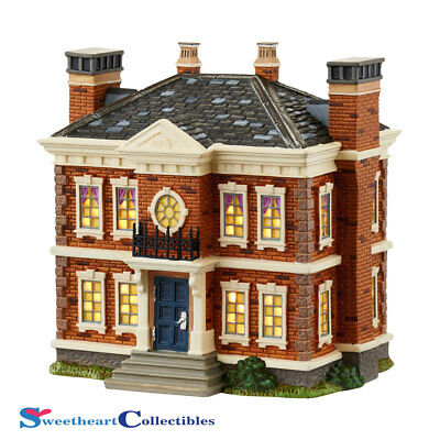 Dept 56 Dickens Village 4043909 Downton Abbey The Dower House Retired