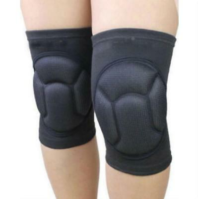 Sponge Knee Protectors Guards Anti Collision Pads Football Volleyball Sports JA