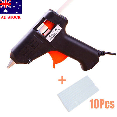 Electric Repair Tool 20W Rapid Heating Hot Melt Glue Gun Stick Strong Adhesive
