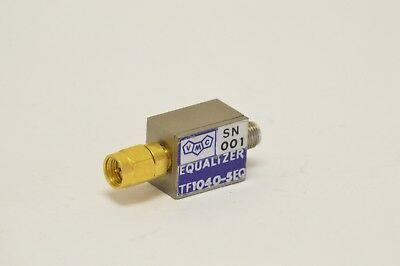 Equalizer TF1040-5EQ SMA w/ Gold Male Connector