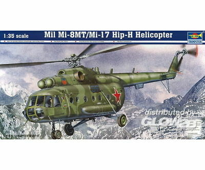 Trumpeter 05102 Mil Mi-8MTMi-17 Hip-H Helicopter in 1:35