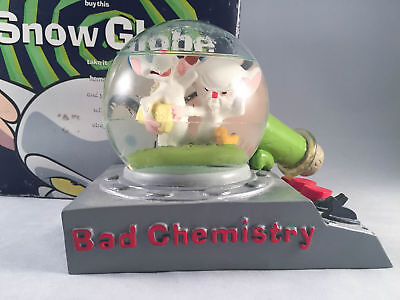 Pinky and the Brain Snow Globe Animaniacs Bad Chemistry 1996