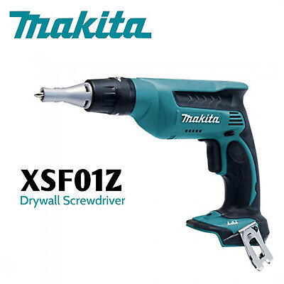 Makita XSF01Z 18V LXT® Lithium Ion Cordless Drywall Screwdriver Tool Only NEW