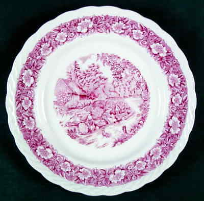 Franciscan COUNTRYSIDE RED Dinner Plate 3782434