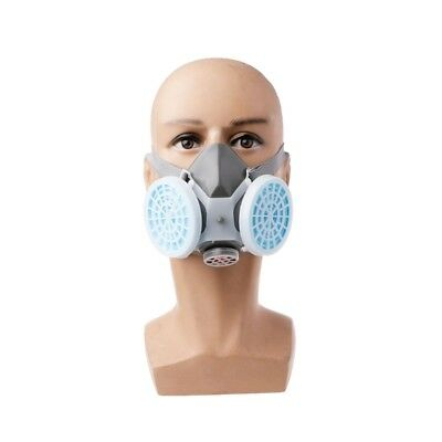 Anti-Dust Protective Respirator Mask Filter Industrial Paint Spraying Facepiece