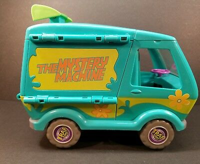 Hanna Barbera Scooby Doo The Mystery Machine Van Trap Time Vehicle