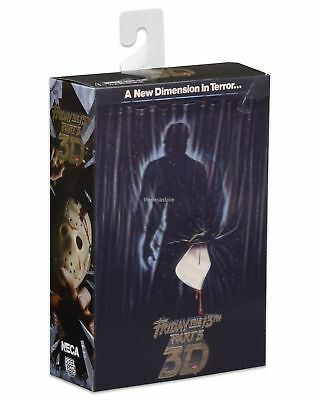 "Friday the 13th - 7"" Scale Action Figure - Ultimate Part 3 Jason Voorhees - NECA"